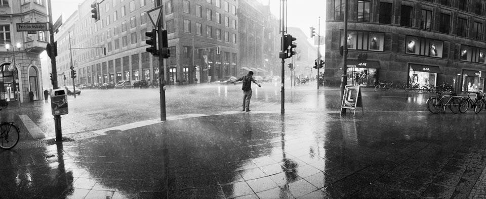 Frank Silberbach – photography - panoramic photography - street photography - Berlin